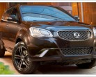 Обзор SsangYong New Actyon